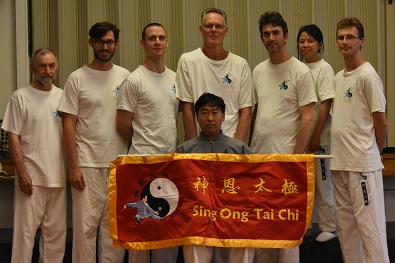 Central Auckland tai chi class