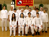 Woolston Monday & Wednesday tai chi class