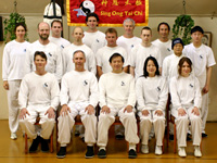 Woolston Tuesday & Thursday tai chi class